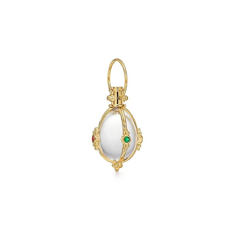 Temple St. Clair Precious Amulet