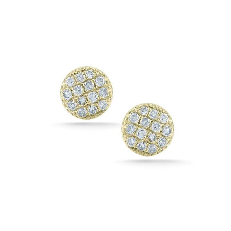 Dana Rebecca Designs Lauren Joy Mini Disc Studs