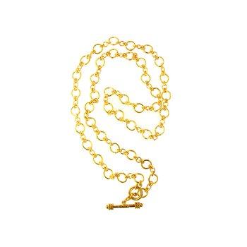 """31"""" Riviera Link Necklace"""