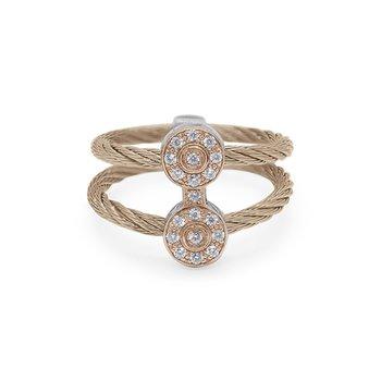 Luster Vertical Ring