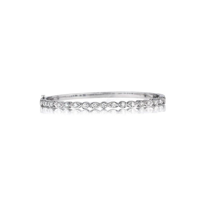 Penny Preville Diamond Bangle Bracelet