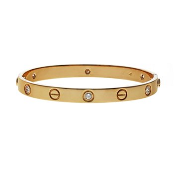 6 Diamond Love Bracelet