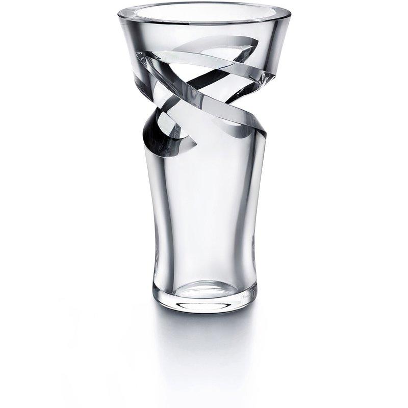 Baccarat Tornado Vase-Small