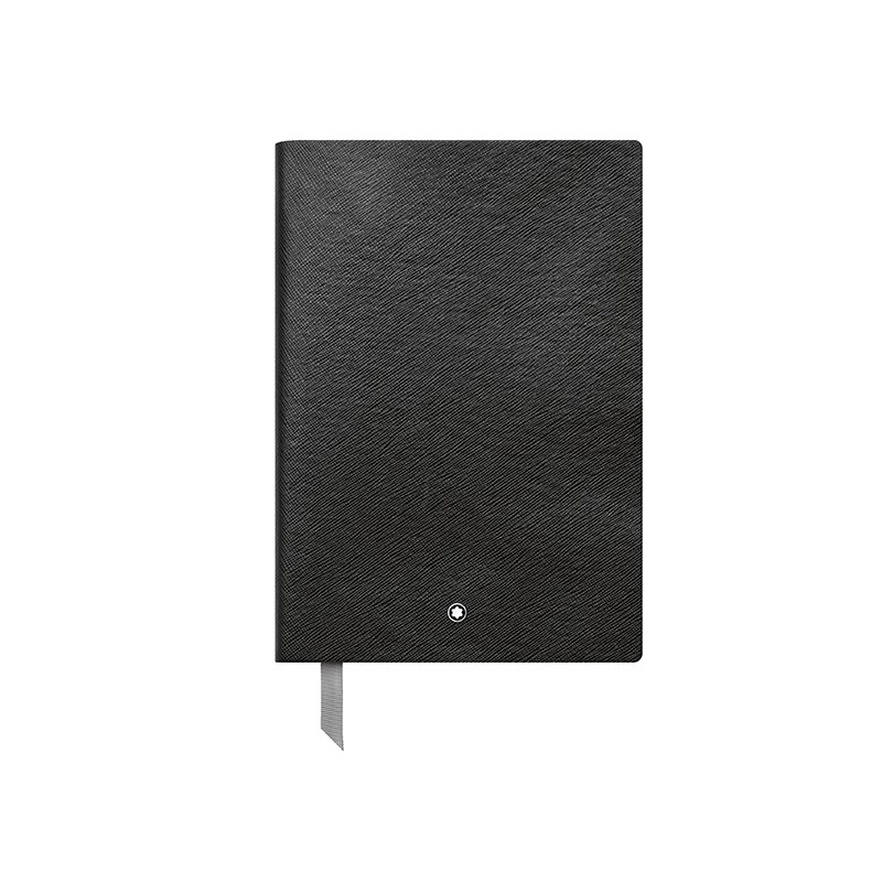Montblanc Black Lined Notebook