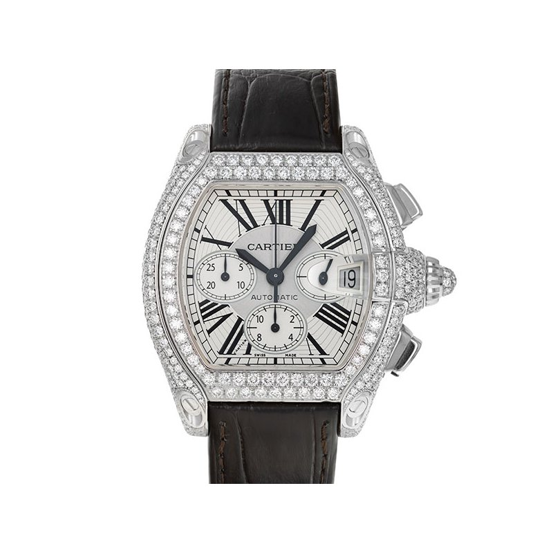 Pre-Owned Cartier Roadster (Ref. 2826)