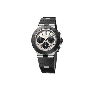 Aluminium Chronograph Watch