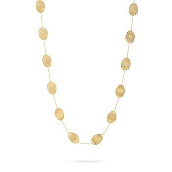 Lunaria Long Necklace
