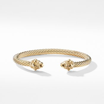 Renaissance Bracelet in 18K Gold, 5mm