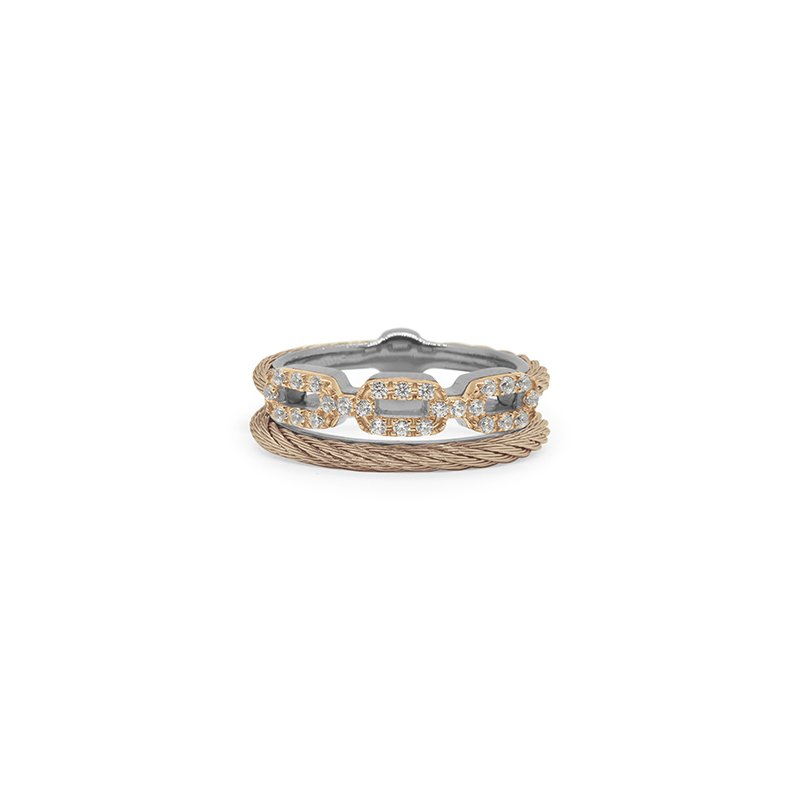 ALOR Layered Links Ring