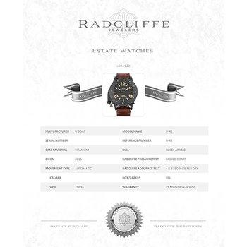 Limited Edition (Ref. U-42)