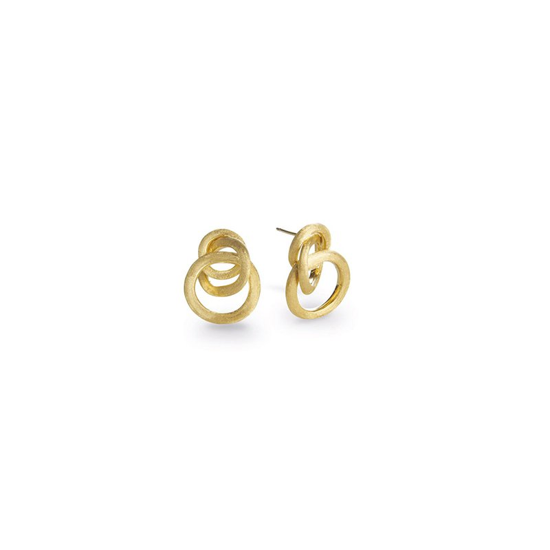 Marco Bicego Jaipur Collection 18K Yellow Gold Small Knot Earrings