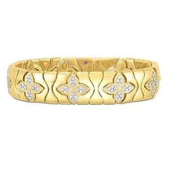 Royal Princess Flower Bracelet