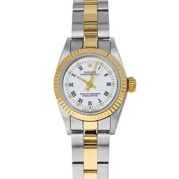 Pre-Owned Rolex Oyster Perpetual (Ref. 67193)
