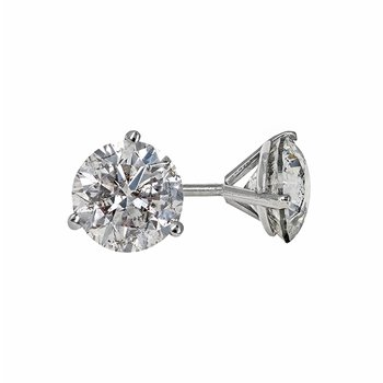 2.11 Ct. Diamond Studs