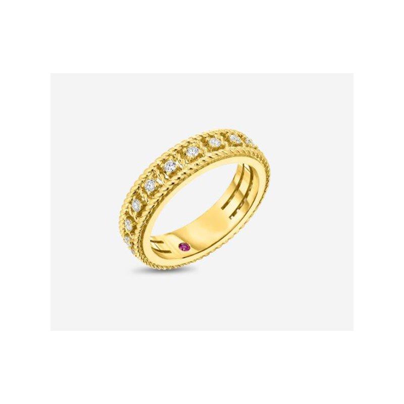 Roberto Coin Byzantine Barocco Ring