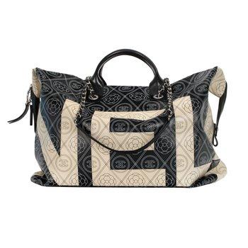Deauville Camellia Shoulder Bag
