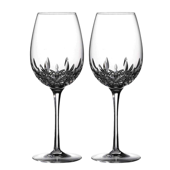 Lismore Essence Red Wine Goblet, Pair