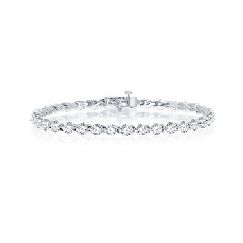 5 CTW Diamond Tennis Bracelet