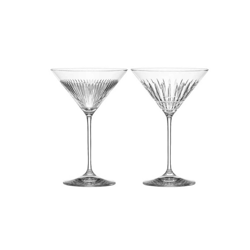 Reed & Barton New Vintage 2-Piece Martini Set