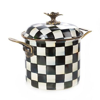 Courtly Check Stockpot