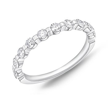 Precious Prong Diamond Ring