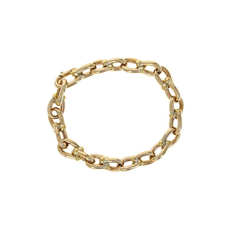 Estate Radcliffe Chain Link Bracelet