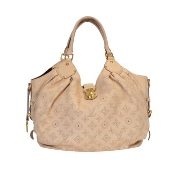 XL Mahina Monogram Hobo Bag
