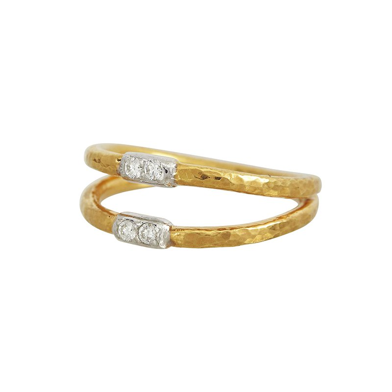 Gurhan Delicate Geo Ring