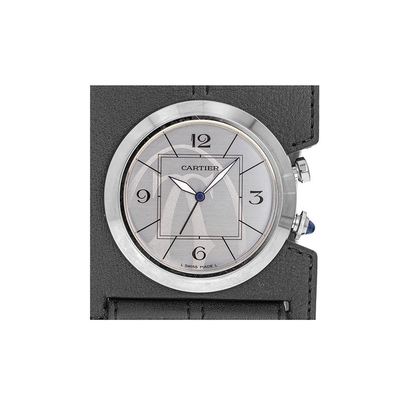 Pre-Owned Cartier Travel Clock (Ref. 3091)