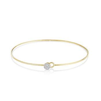 Wire Infinity Love Always Bracelet