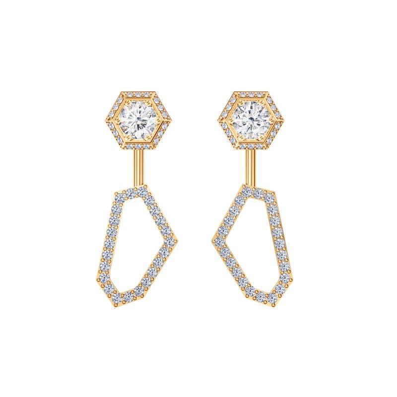 Luminous Diamonds® Be Bold Earrings
