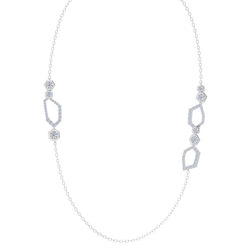 Luminous Diamonds® Naturally Daring Necklace