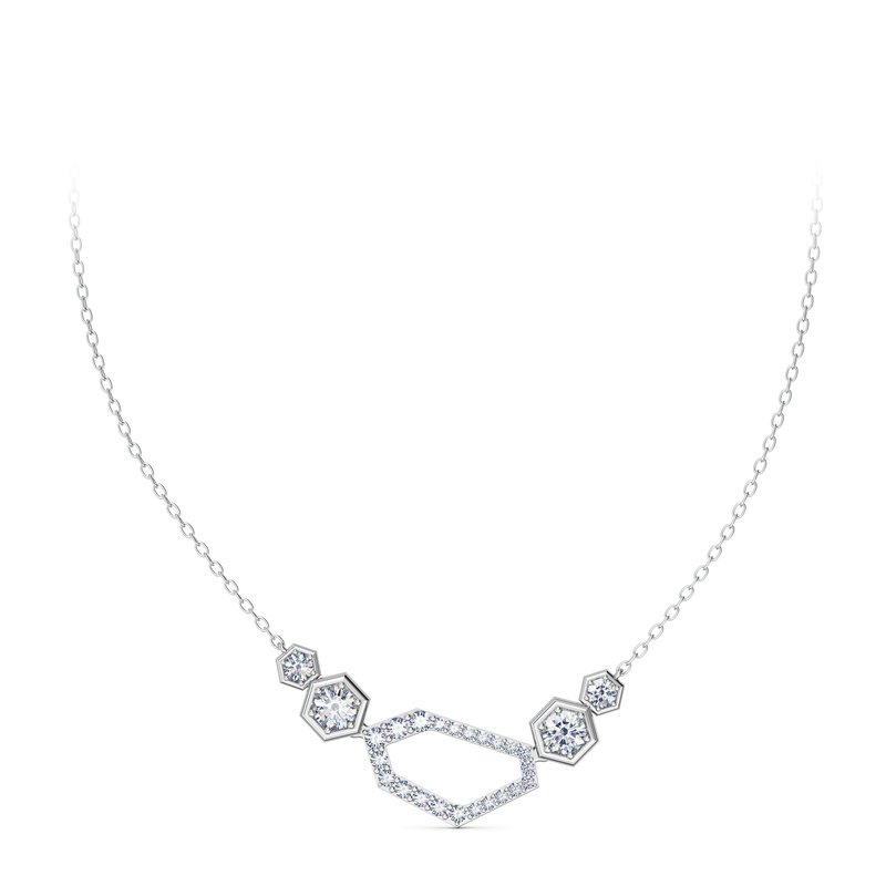 Luminous Diamonds® Naturally Resilient Necklace