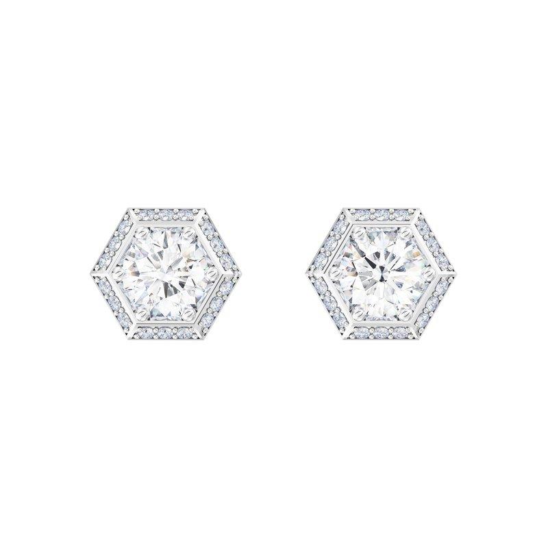 Luminous Diamonds Be You Earrings