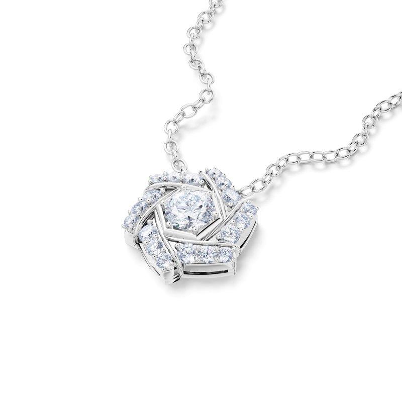 Luminous Diamonds® Starlight Signature Pendant 0.83ctw