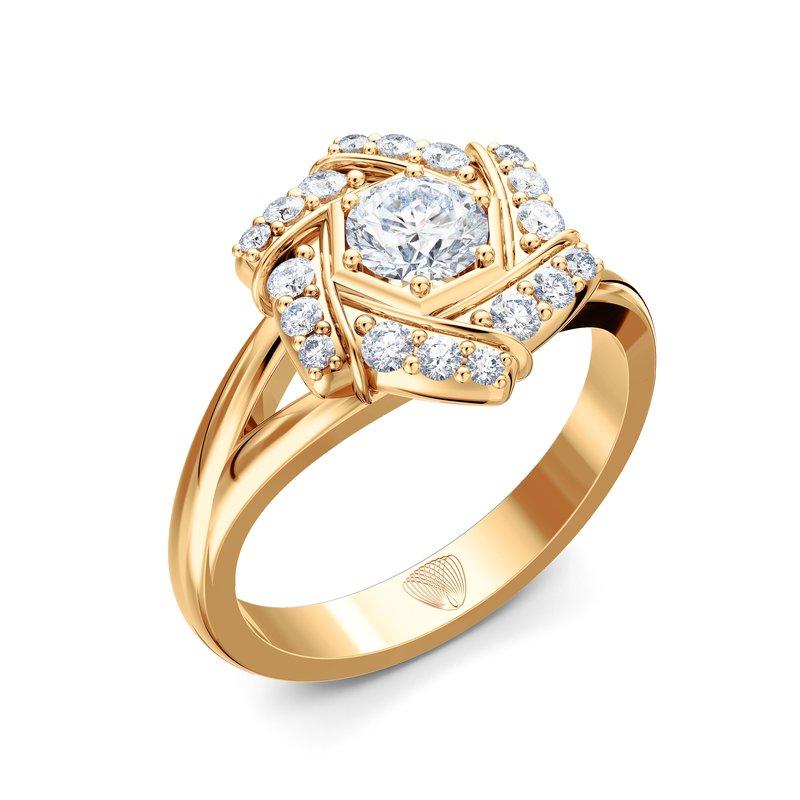 Luminous Diamonds® Starlight Signature Ring