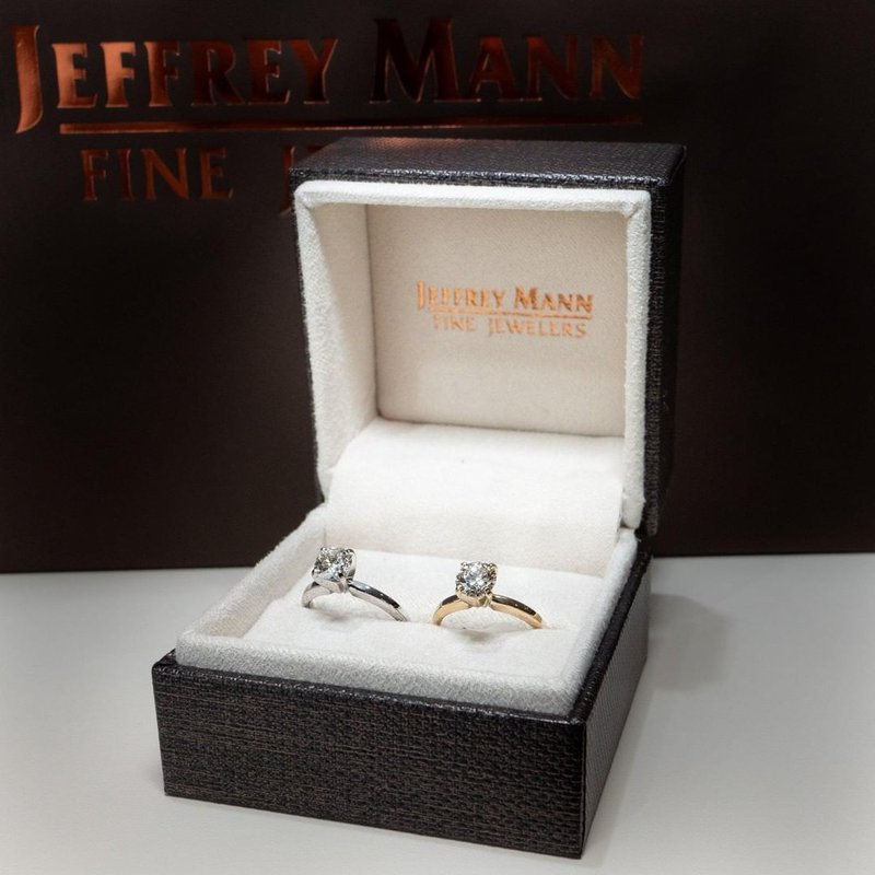 Mann Made® 1 Carat Solitaire Ring