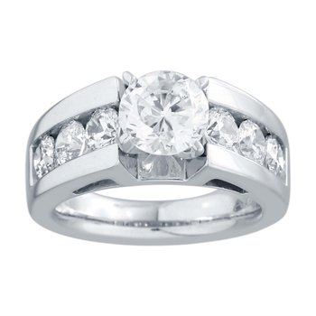 7.5mm Cathedral Ring Mounting