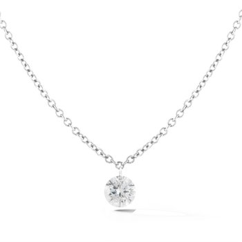 AERO Diamond Solitaire Pendant - .25ct