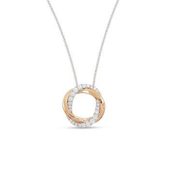 Frederic Sage Diamond Pendant
