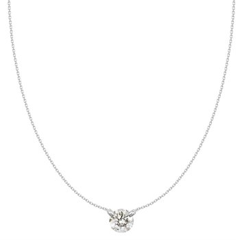 Dancing on Air Diamond Pendant - 1/3CT