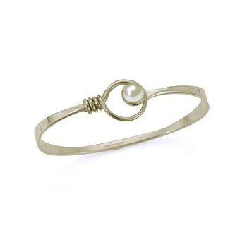 Grand Saratoga Bracelet with Pearl