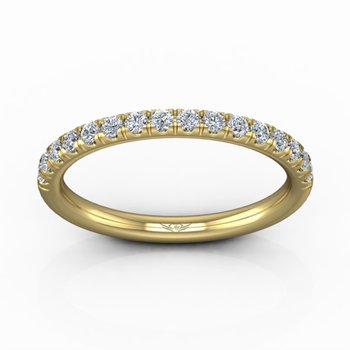 Forevermark Diamond Wedding Band