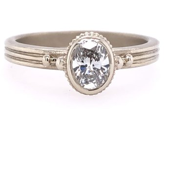 Megan Thorne Ione Solitaire Ring
