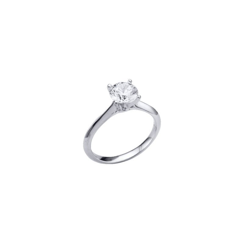 Lasker Bridal 2mm Knife-Edge Solitaire Ring Mounting