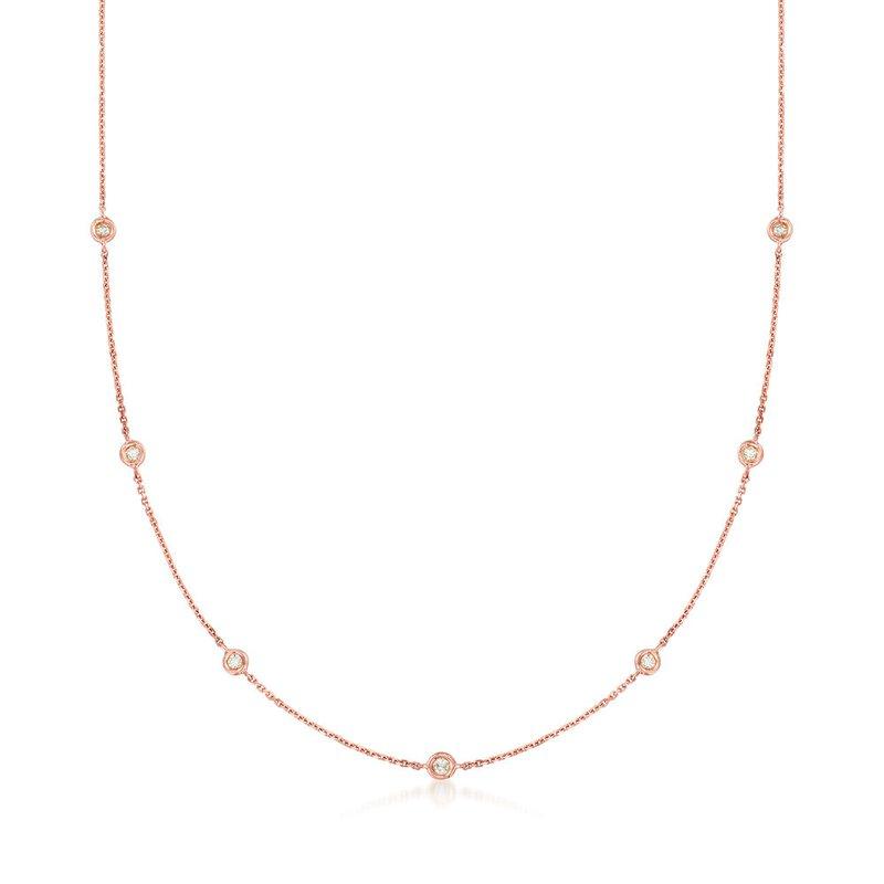 Lasker Diamond Fashion Milestone Necklace