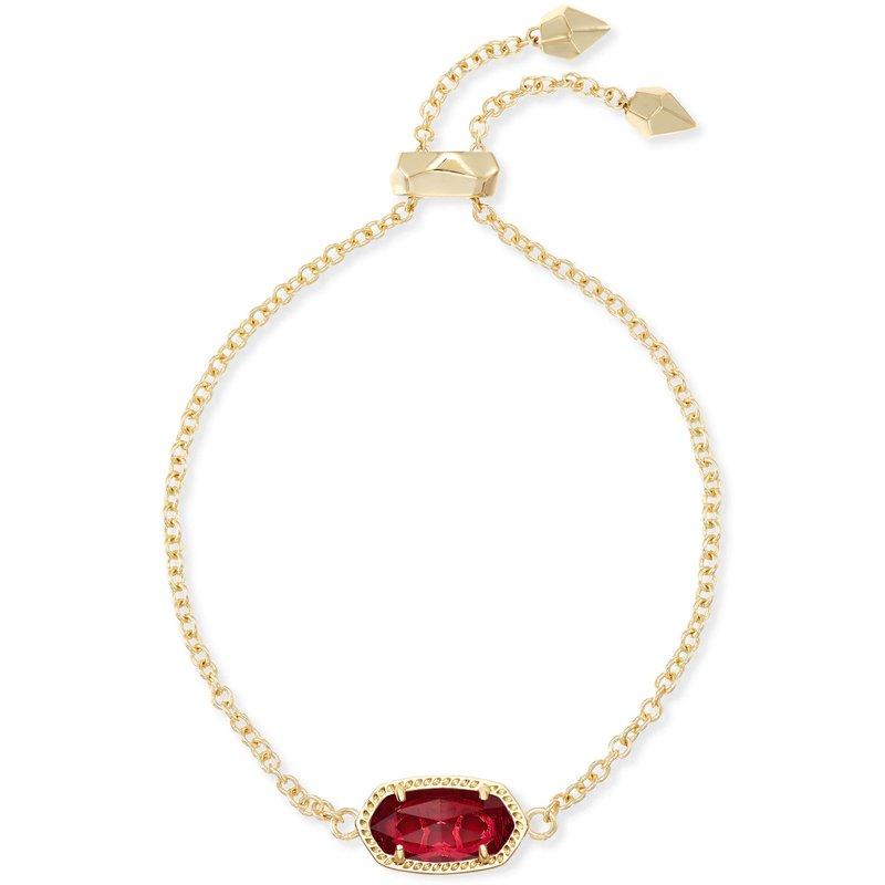 Kendra Scott Elaina Bracelet In Berry