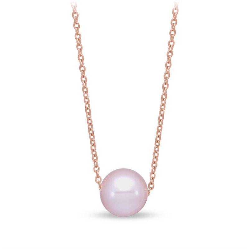Lasker Pearl Fashion Floating Pearl Pendant