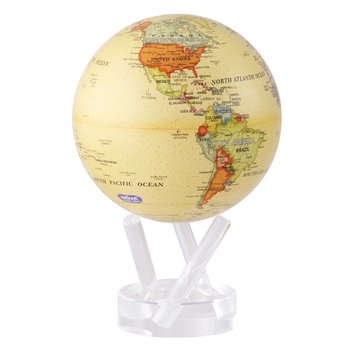 "MOVA Globe - 4.5"" Antique"