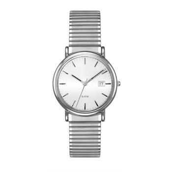 Lasker Steel Flex-Band Timepiece